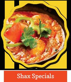 Meal Deals Shax Specials